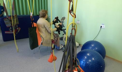 Фото №1 - В НИИ скорой помощи открылось отделение реабилитации