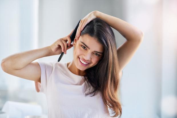 Окрашивание волос во время беременности