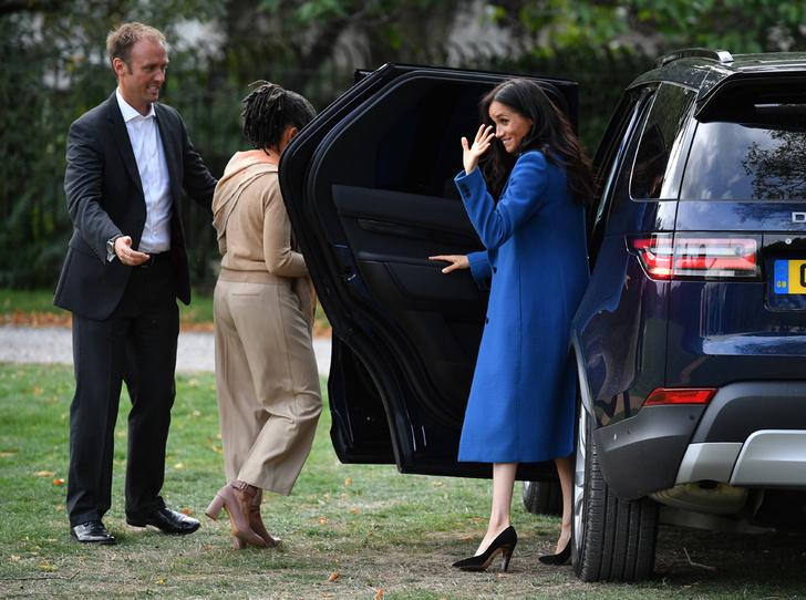 Фото №5 - Что означает появление Дории Рэгланд на королевском мероприятии вместе с Меган