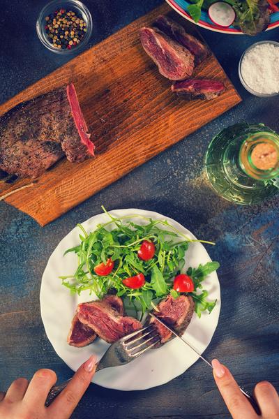 Фото №1 - Протеиновая диета: как за 2 недели похудеть без голодовки