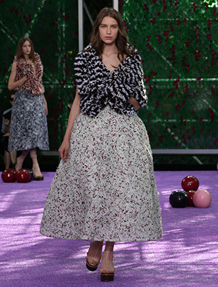 Фото №28 - Неделя Высокой моды в Париже: Dior Couture AW2015/16