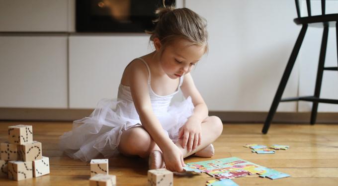 Периоды детского развития: от 3 до 7 лет