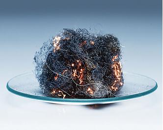 Фото №6 - Опыт: огнем и железом