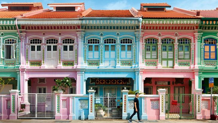 Фото №4 - Сингапур исполняет мечты
