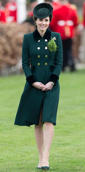 Фото №11 - Не дождетесь: герцогиня Кембриджская в отличном настроении