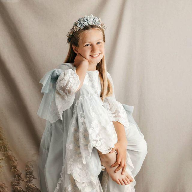 Фото №6 - Mercedes De Alba представила коллекцию для детей на Mercedes-Benz Fashion Week Russia