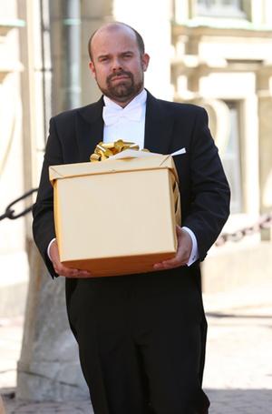 Фото №50 - Самые забавные моменты на королевских свадьбах (истории в фотографиях)