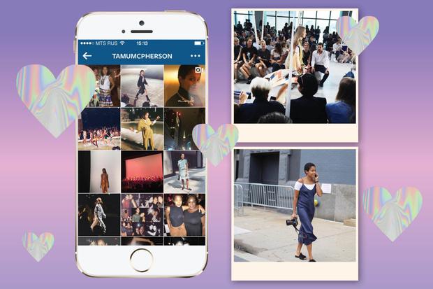 Фото №16 - Инстаграмы, на которые стоит подписаться во время Недель моды