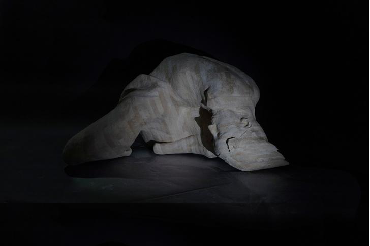 Фото №2 - Выставка скульптора Алексея Панькина в Stella Art Foundation