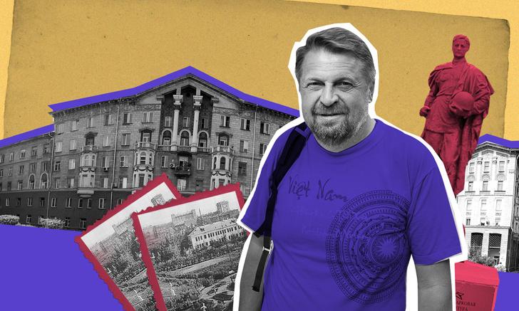 Фото №28 - Анклав вне времени: прогулка с популяризатором Бугров Антоном Нелидовым