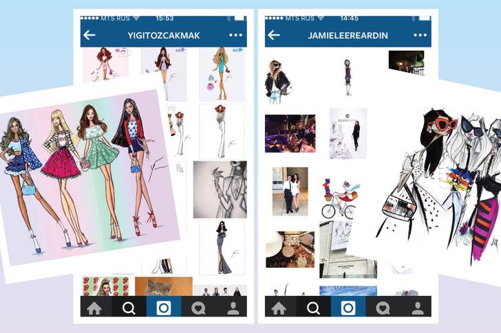 Фото №5 - 20 fashion-иллюстраторов, на которых стоит подписаться в Инстаграме
