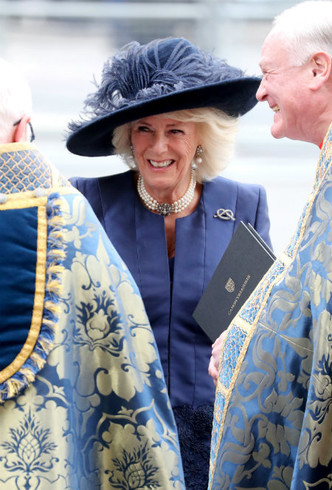 Фото №4 - Семейные узы: герцогиня Камилла и ее тайное послание Гарри и Уильяму