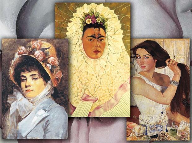 Фото №1 - Фрида Кало и еще 5 великих художниц, которые покорили мир
