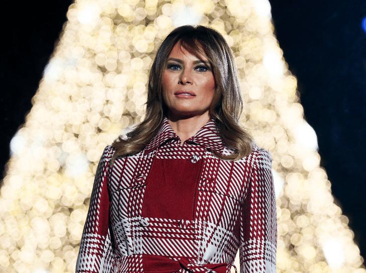 Фото №3 - Что Дональд Трамп подарил Мелании на Рождество