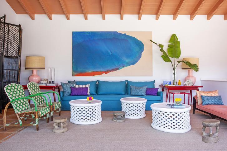 Фото №4 - Яркий летний дом дизайнера Луиса Гарсиа Фрайле в Марбелье