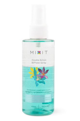 Двухфазный спрей-термозащита MIXIT Double Action BiPhase Spray