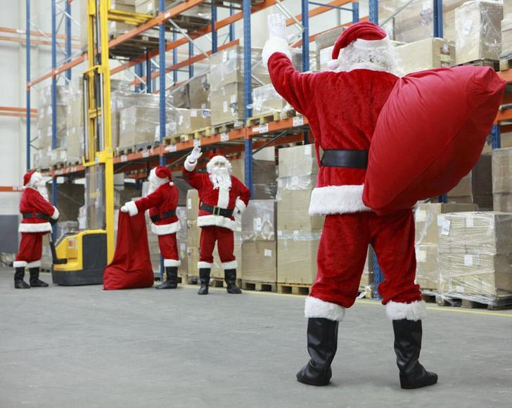 Фото №1 - Новогодний легион: как называется Дед Мороз в других странах
