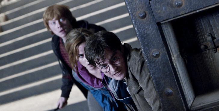 Фото №3 - Как аниме «Моя геройская академия» скопировало «Гарри Поттера»? 🧐