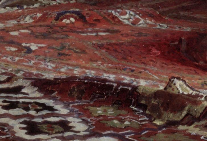 Фото №7 - Культурный код: 9 секретов картины «Иван Грозный и сын его Иван...» Ильи Репина