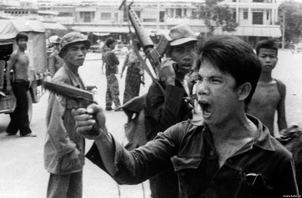 Фото №4 - Краткая, но поучительная история кампучийских красных кхмеров