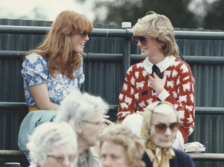 Фото №7 - Уйти от Виндзоров и остаться счастливой: история Сары Фергюсон, бывшей супруги принца Эндрю