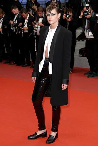 Фото №2 - Модные Канны-2018: Ванесса Паради, Кристен Стюарт и Кейт Бланшетт на красных дорожках 10-го дня кинофестиваля