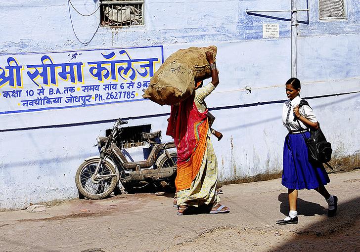 Фото №3 - Накопительный вклад: как воспитывают детей в Индии