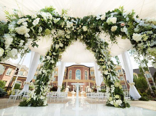 Фото №1 - Лучшие свадебные площадки Москвы