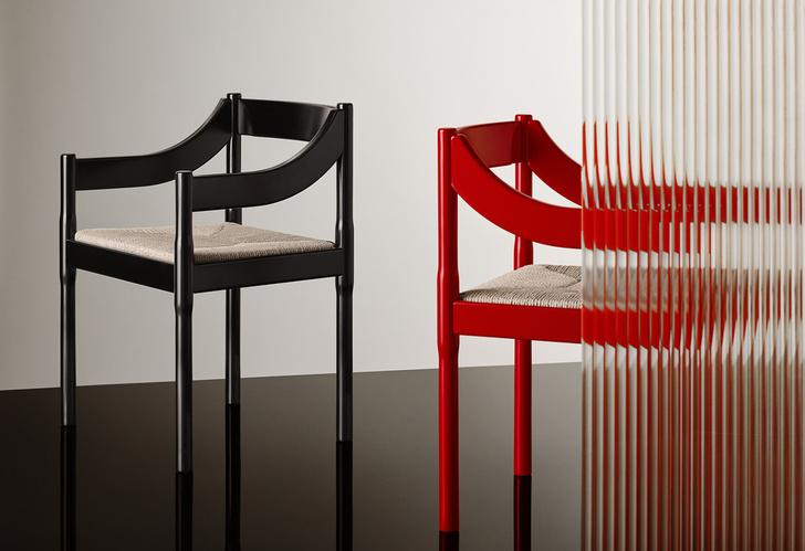 Фото №8 - Кресло Carimate Вико Маджистретти вновь на рынке