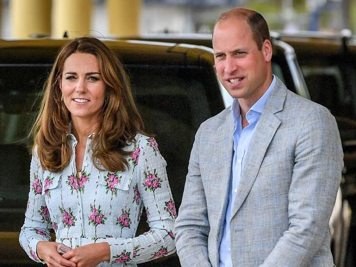 Фото №1 - Конфуз герцогини: как Кейт приняли за помощницу Уильяма (и ее бесценная реакция)