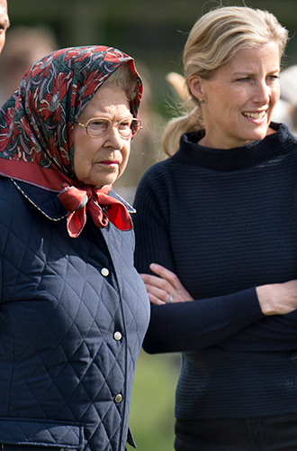 Фото №18 - Безупречная графиня: почему Меган Маркл стоит брать пример с Софи Уэссекской