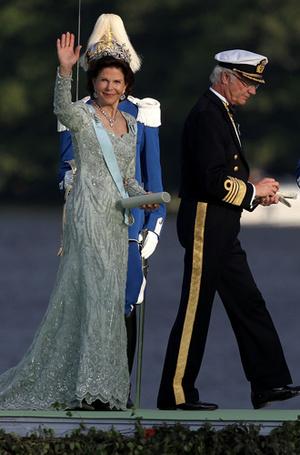 Фото №47 - Самые забавные моменты на королевских свадьбах (истории в фотографиях)