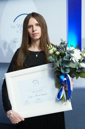 Фото №9 - L'oreal и Unesco назвали самых талантливых и перспективных женщин-ученых России