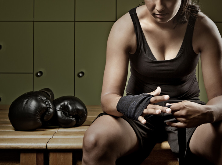 Фото №5 - Биться будем: бокс как новый вид женского фитнеса