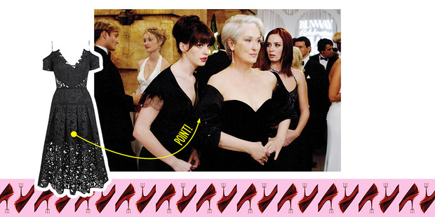 Фото №8 - Оденься, как героини фильма «Дьявол носит Prada»