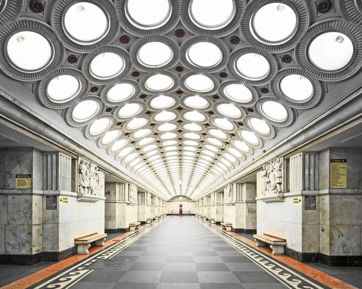 Фото №3 - Музей Москвы запускает цикл экскурсий по метро