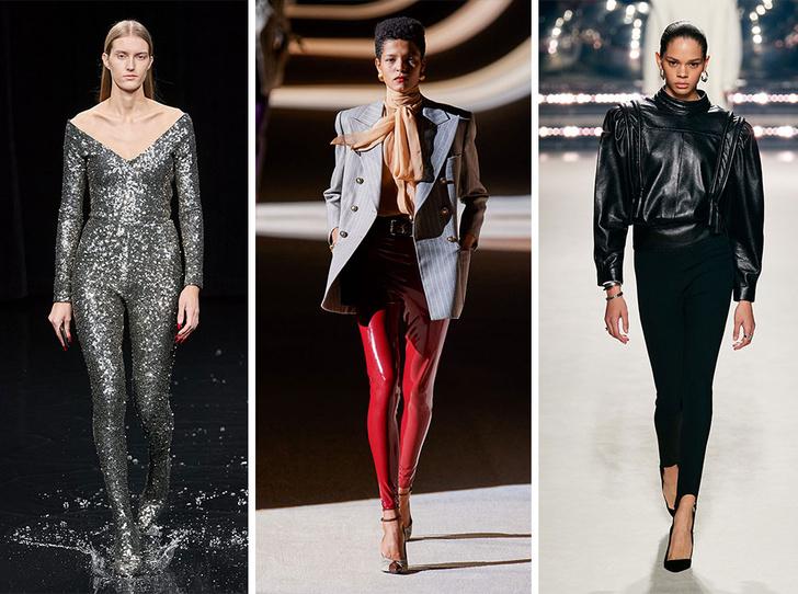 Фото №6 - 10 трендов осени и зимы 2020/21 с Недели моды в Париже