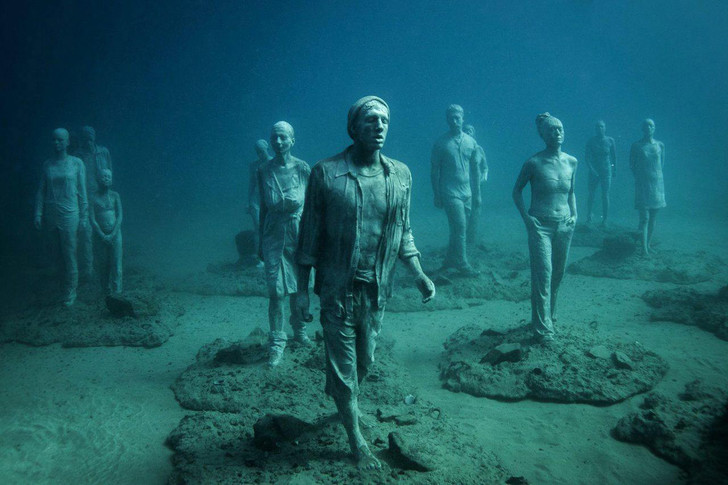 Фото №1 - Подводный музей