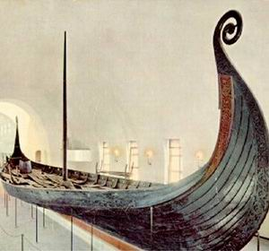 Фото №1 - Королеву викингов проверят на ДНК