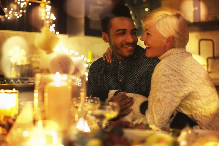 Фото №1 - Женщины и мужчины выбирают друг друга по запаху