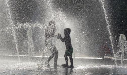 Фото №1 - Любителям освежиться в фонтанах напомнили, какими болезнями они рискуют заразиться