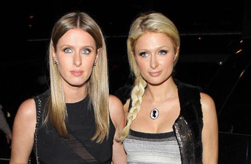 Пэрис Хилтон (Paris Hilton) и Ники Хилтон (Nicky Hilton)