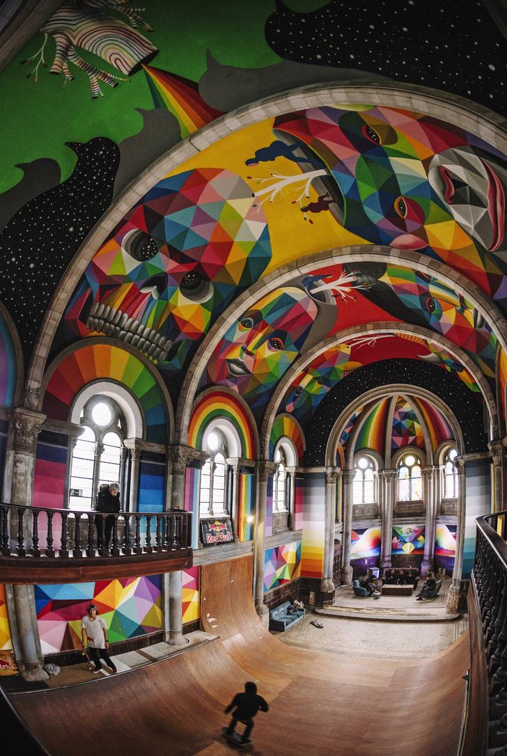 Фото №2 - Есть всюду свет: новая жизнь бывших церквей