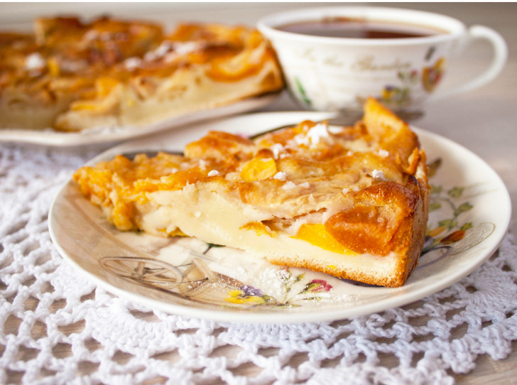 Фото №2 - Шарлотка: классический рецепт и история блюда