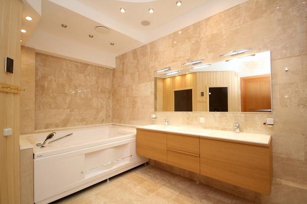 Фото №1 - Сила света: как организовать освещение в ванной