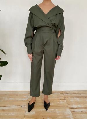 Фото №12 - Этим летом всем нам нужен джинсовый комбинезон как у Эммы Робертс. Собрали 10 стильных вариантов из денима и не только