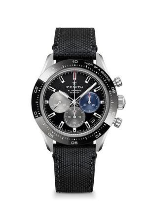 Фото №4 - Влюбленным в спорт: Zenith представил часы Chronomaster Sport