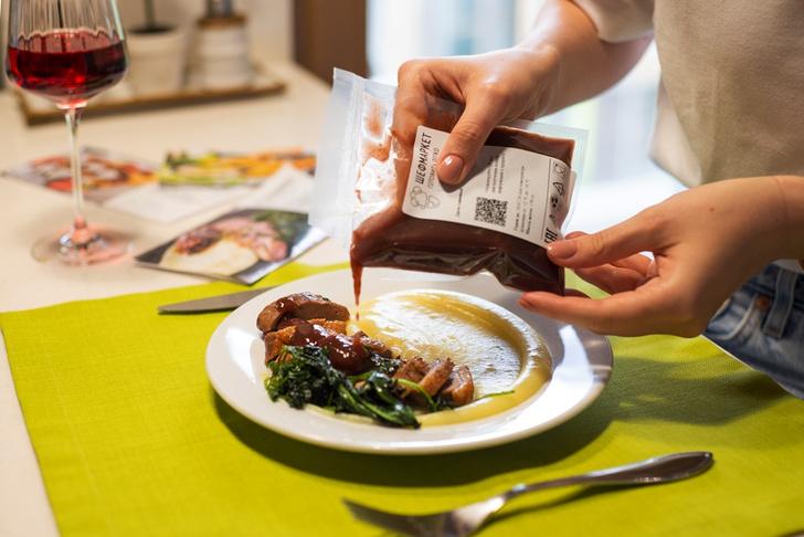 Фото №2 - Семь причин готовить дома: вокруг света с «Шефмаркет»