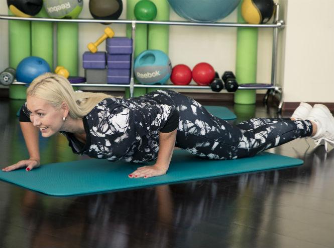 Фото №11 - 10 минутный комплекс упражнений для тех, у кого нет времени на спорт