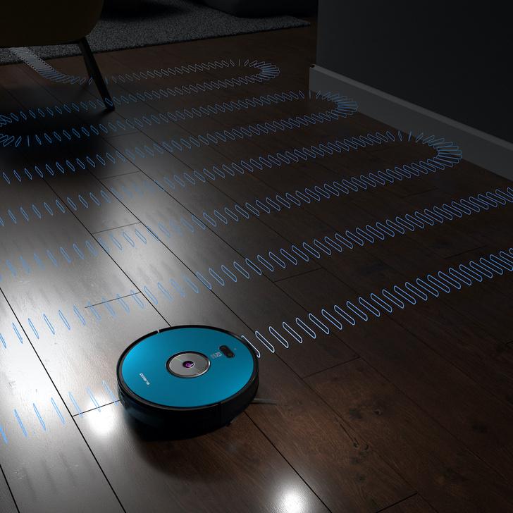 Фото №2 - Убирается, пока вы на работе: 4 аргумента в пользу робота-пылесоса с Wi-Fi